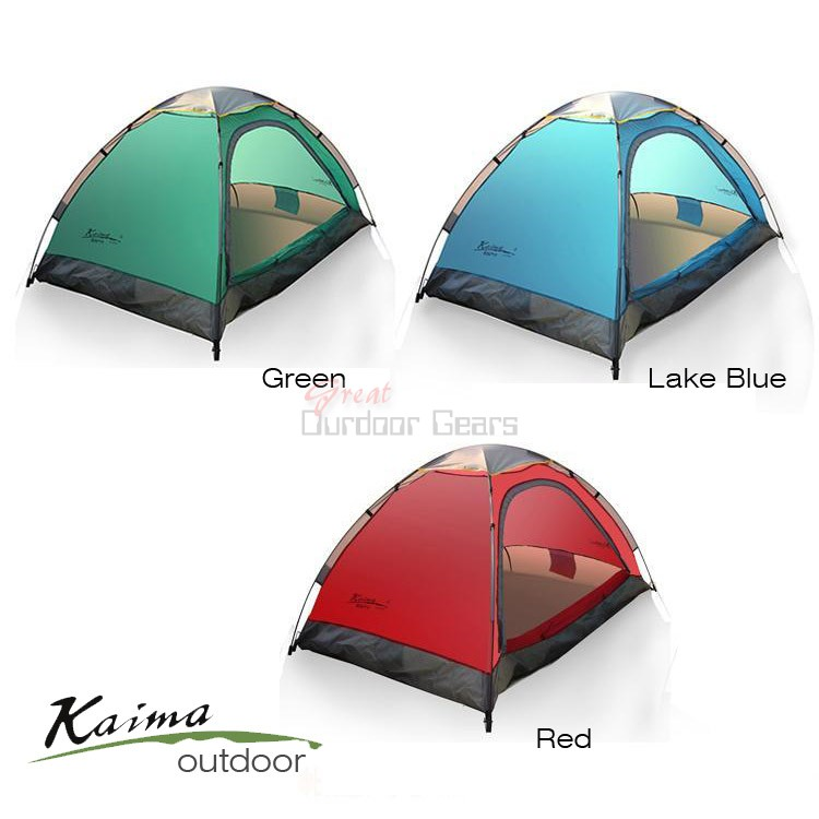 Kaima Self Erecting Multi Purpose 4 Person Tent  sc 1 st  Great Outdoor Gears & Kaima Rapid Self-Expand Outdoor Camping Tent for 3-4 Person ...
